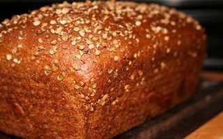 Ржаной хлеб в хлебопечке – рецепт пошаговый с фото