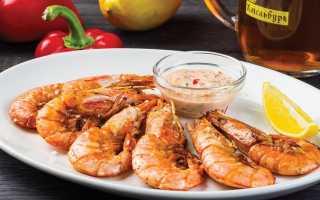 Жаренные креветки в соевом соусе – рецепт пошаговый с фото