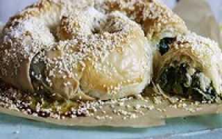 Пирог Улитка с начинкой из джема – рецепт пошаговый с фото