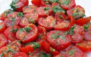 Закуска из помидоров по-корейски – рецепт пошаговый с фото