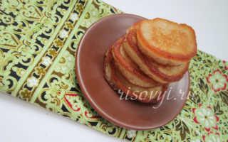 Нежные оладьи с кусочками груши на сковороде – рецепт пошаговый с фото