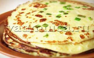 Картофельные блины на сковороде – рецепт пошаговый с фото