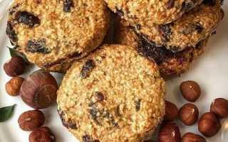 ПП овсянка с финиками и орехами – рецепт пошаговый с фото
