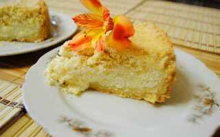 Творожная королевская ватрушка – рецепт пошаговый с фото