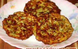 Оладьи из кабачков и брынзы по-турецки – рецепт пошаговый с фото