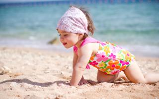 Как уберечь ребёнка от ротавируса на море – полезные советы и лайфхаки