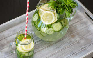 Как правильно пить воду Сасси – рецепты – полезные советы и лайфхаки
