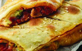 Стромболи в духовке – рецепт пошаговый с фото