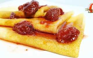 Тесто для блинов на кефире и воде – рецепт пошаговый с фото