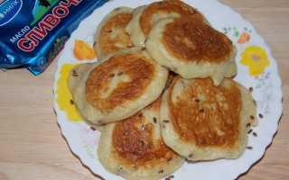 Оладьи из кабачков с семенами льна – рецепт пошаговый с фото