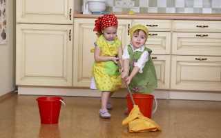 Как приучить ребенка помогать по дому – полезные советы и лайфхаки