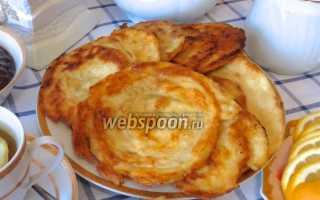 Сдобные сладкие лепешки на сковороде – рецепт пошаговый с фото