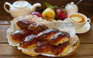 Пирожки с грушей и яблоком – рецепт пошаговый с фото