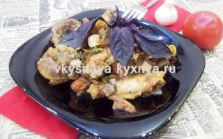 Яхния по-турецки с курицей – рецепт пошаговый с фото