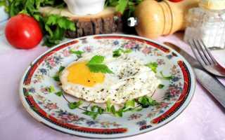 Глазунья по-восточному – рецепт пошаговый с фото
