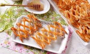 Медовое печенье палочки в духовке – рецепт пошаговый с фото
