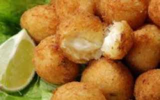 Сладкие картофельные пончики – рецепт пошаговый с фото
