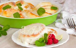 Сырники с творогом, сметаной и ванилином – рецепт пошаговый с фото