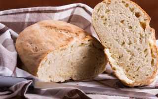 Пряный хлеб на кефире с семенами льна – рецепт пошаговый с фото