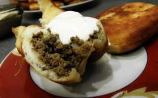 Жареные пирожки с печенью – рецепт пошаговый с фото