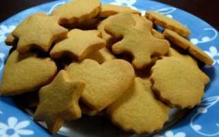 Постное кукурузное печенье – рецепт пошаговый с фото