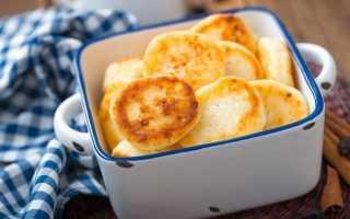 Сырники в духовке – рецепт пошаговый с фото