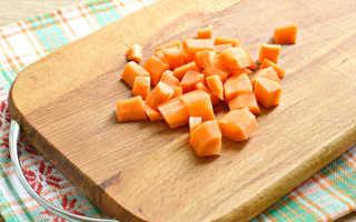 Детское овощное пюре из кабачка, моркови и свеклы – рецепт пошаговый с фото