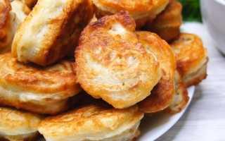 Пирожки из лаваша с начинкой на сковороде – рецепт пошаговый с фото