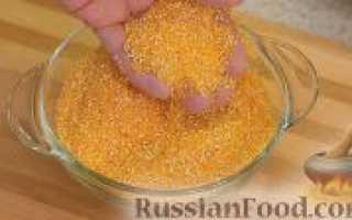 Кукурузная запеканка с курицей и фаршем по-чилийски – рецепт пошаговый с фото