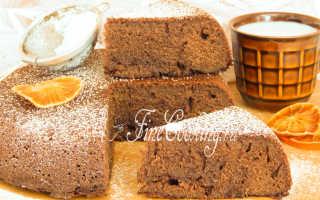 Шоколадный манник в мультиварке – рецепт пошаговый с фото