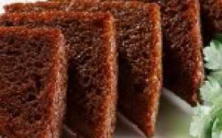 Гренки с розмарином и чесноком – рецепт пошаговый с фото