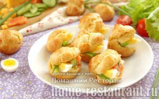 Начинка для профитролей из яблока и яиц – рецепт пошаговый с фото