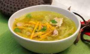Суп с уткой и кускусом – рецепт пошаговый с фото