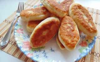 Жареные пирожки с красной чечевицей – рецепт пошаговый с фото