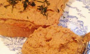 Паштет из куриных сердечек и печени – рецепт пошаговый с фото