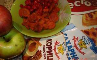 Рулетики на сметане с яблоком и курагой – рецепт пошаговый с фото