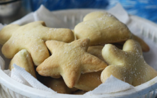 Печенье на рассоле без яиц – рецепт пошаговый с фото