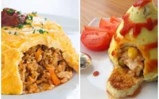 Разнообразие вкусовой палитры в одном завтраке – простом омлете