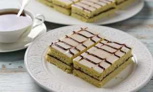 Пирожное с повидлом как в детстве – рецепт пошаговый с фото