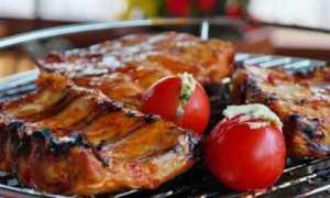 Винный маринад для свиных ребер – рецепт пошаговый с фото