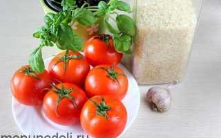 Помидоры, фаршированные рисом – рецепт пошаговый с фото