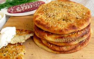Картофельная лепешка с розмарином – рецепт пошаговый с фото