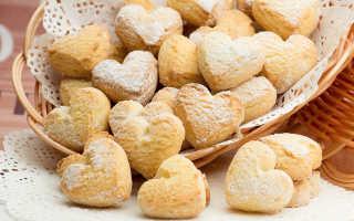 Печенье Ромбики на молоке и маргарине – рецепт пошаговый с фото