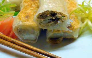 Роллы из яичных блинчиков с рисом и огурцом – рецепт пошаговый с фото
