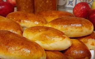 Сладкие пирожки с яблоками в духовке – рецепт пошаговый с фото