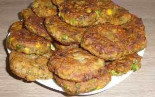 Оладьи из баклажанов быстро и вкусно – рецепт пошаговый с фото