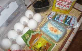 Кекс с хлопьями и изюмом в мультиварке – рецепт пошаговый с фото