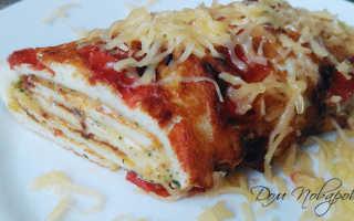 Омлет с помидорами и сыром – рецепт пошаговый с фото