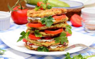 Оладьи с колбасой и помидорами как пицца на сковороде – рецепт пошаговый с фото
