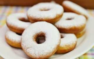 Жаренные творожные пончики – рецепт пошаговый с фото